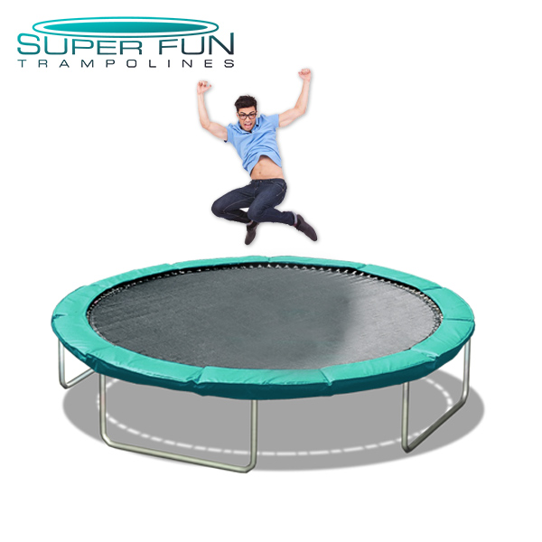 Super Fun Trampolines – 16ft Mega Bounce