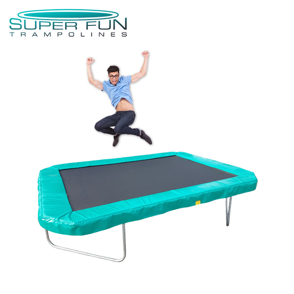 Super Fun Trampolines – Extreme 12ft x 15ft Max Air