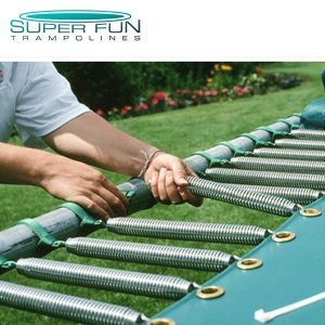 Super Fun Trampoline Springs